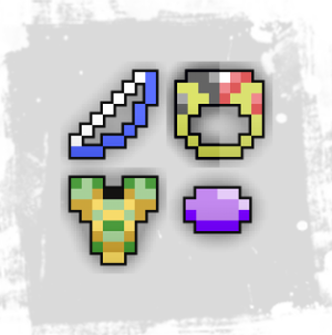 ROTMG Huntress full set