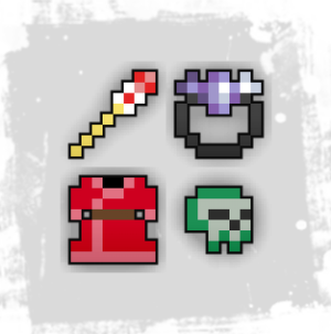 ROTMG Necromancer Set