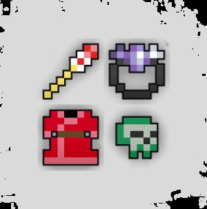 ROTMG Necromancer Set