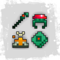 ROTMG Priest of Geb Set