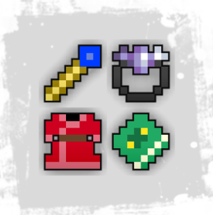 ROTMG Priest Set