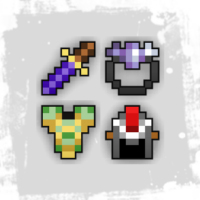 ROTMG Warrior Set