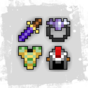 ROTMG Warrior Set