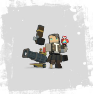 Trove Pirate Captain