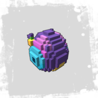 Trove Dormant Pinata Dragon Egg