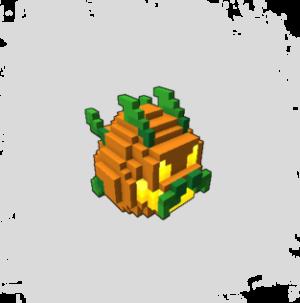 Trove Drak-O-Lantern Dragon Egg