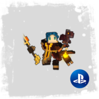 Trove Dracolyte Set PS4