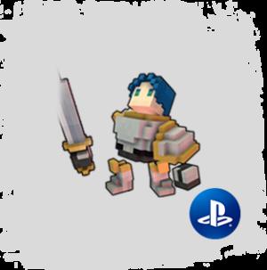 Trove Knight Set PS4