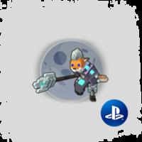 Trove Lunar Lancer Set PS4