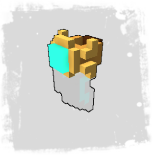Trove Crystal Fist