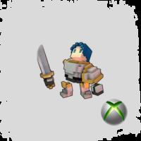 Trove Knight Set XBOX