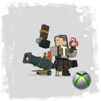 Trove Pirate Captian Set XBOX
