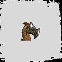 Inventory Mount Axe Beak Legendary