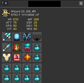 Rotmg Account Wizard 8/8