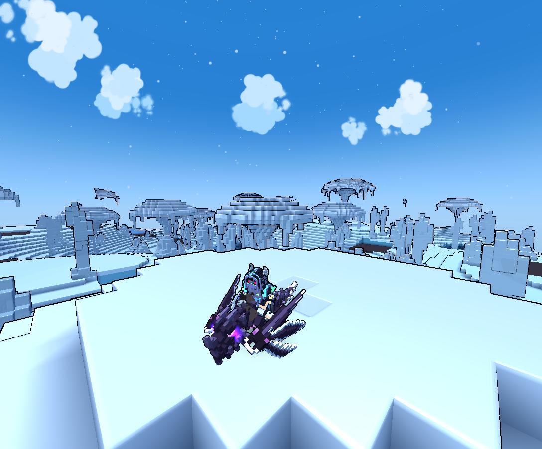 Trove account Ice Sage 32.8k lunar lancer