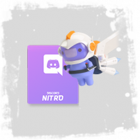 Discord Nitro (Codes)